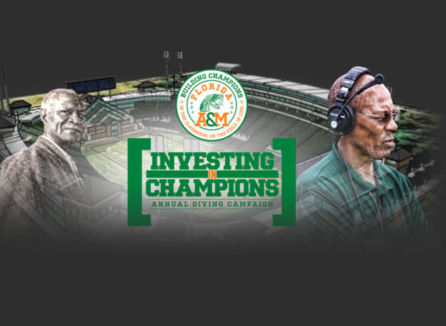 2017 Investing in Champions Annual Giving Campaign