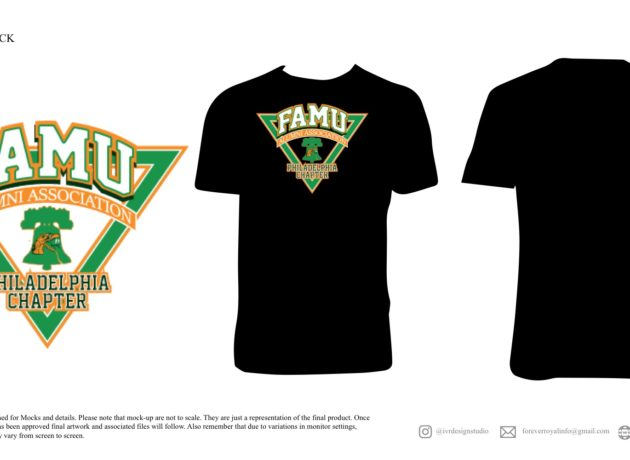 FAMU Philadelphia Alumni Chapter T-Shirts